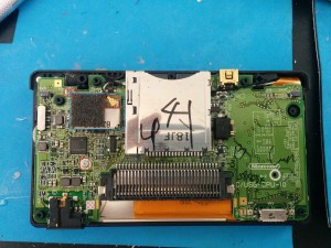 DS Lite board.